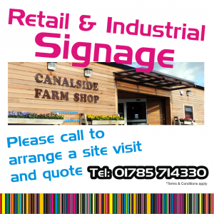 Retail and Industrial Signage